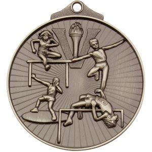 Track and Field Medal Gold