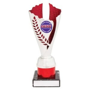 Spirit Cups – Silver / Red